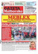 Gazeta Malborska - tygodnik - prenumerata półroczna już od 2,60 zł
