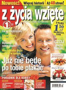 Z Życia Wzięte - dwutygodnik - prenumerata kwartalna już od 1,59 zł