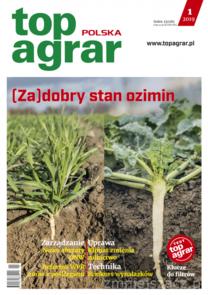 Top Agrar Polska - miesięcznik - prenumerata półroczna już od 17,70 zł