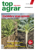 Top Agrar Polska - miesięcznik - prenumerata kwartalna już od 17,90 zł