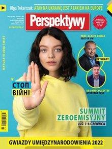 Perspektywy - miesięcznik - prenumerata kwartalna już od 6,30 zł
