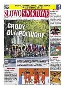 Słowo Sportowe - tygodnik - prenumerata półroczna już od 3,99 zł
