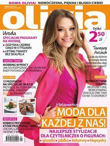 Olivia - miesięcznik - prenumerata półroczna już od 2,99 zł