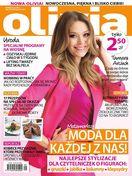 Olivia - miesięcznik - prenumerata kwartalna już od 3,19 zł