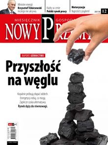 Nowy Przemysł - Miesięcznik Gospodarczy - dwumiesięcznik - prenumerata kwartalna już od 15,00 zł
