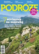 Podróże - miesięcznik - prenumerata roczna już od 4,00 zł