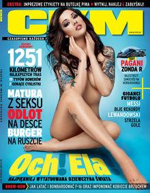 Ckm - Czasopismo Każdego Mężczyzny - miesięcznik - prenumerata półroczna już od 9,00 zł