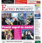 Echo Powiatu - tygodnik - prenumerata kwartalna już od 2,00 zł