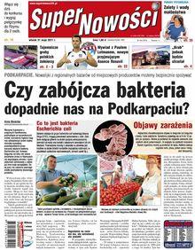 Super Nowości - dziennik - prenumerata roczna już od 2,48 zł