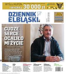 Dziennik Elbląski - dziennik - prenumerata półroczna już od 1,67 zł
