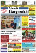 Dziennik Stargardzki - dziennik - prenumerata kwartalna już od 2,00 zł