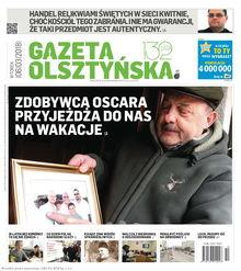 Gazeta Olsztyńska - dziennik - prenumerata półroczna już od 2,13 zł