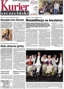 Kurier Szczeciński - dziennik - prenumerata miesięczna już od 1,36 zł