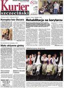 Kurier Szczeciński - dziennik - prenumerata miesięczna już od 1,30 zł
