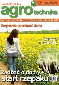 Agrotechnika - miesięcznik - prenumerata kwartalna już od 8,00 zł