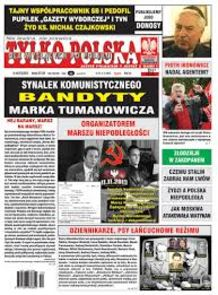 Tylko Polska - tygodnik - prenumerata kwartalna już od 6,00 zł