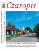 Czasopis - Pismo Informacyjno - Kulturalne Wschodniej Białostoczyzny - miesięcznik - prenumerata kwartalna już od 5,00 zł