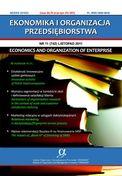 Ekonomika I Organizacja Przedsiębiorstwa - miesięcznik - prenumerata kwartalna już od 29,00 zł