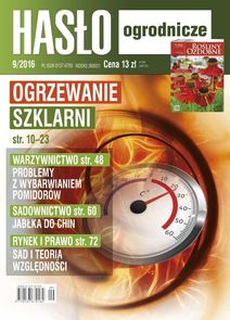 Hasło Ogrodnicze - dwumiesięcznik - prenumerata kwartalna już od 20,00 zł