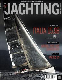 Jachting - miesięcznik - prenumerata kwartalna już od 9,99 zł