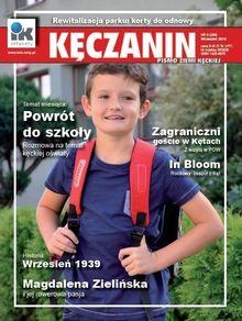 Kęczanin - miesięcznik - prenumerata półroczna już od 3,00 zł