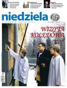 Niedziela - tygodnik - prenumerata kwartalna już od 5,00 zł