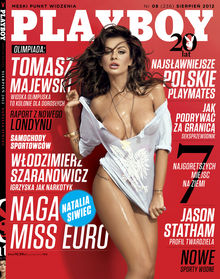 Playboy - miesięcznik - prenumerata kwartalna już od 10,00 zł