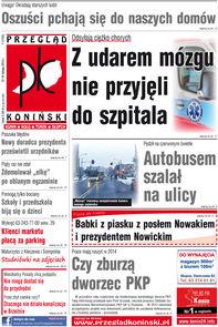 Przegląd Koniński - tygodnik - prenumerata półroczna już od 3,00 zł