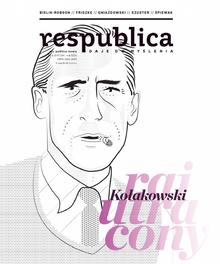 Res Publica Nowa - kwartalnik - prenumerata półroczna już od 5,00 zł