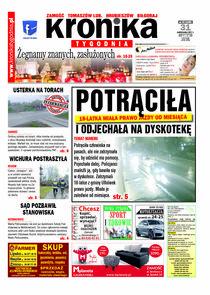 Kronika Tygodnia - tygodnik - prenumerata półroczna już od 2,90 zł