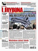 Dziennik Trybuna - dziennik - prenumerata kwartalna już od 3,50 zł