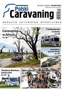 Polski Caravaning - dwumiesięcznik - prenumerata kwartalna już od 13,90 zł