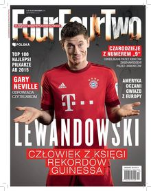 Fourfourtwo Polska - miesięcznik - prenumerata kwartalna już od 9,90 zł