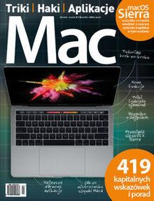 Mac Triki Haki Aplikacje - kwartalnik - prenumerata kwartalna już od 39,90 zł