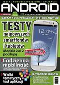 Android - miesięcznik - prenumerata roczna już od 19,90 zł