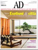 Ad Architectural Digest Italy