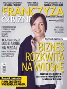 Franczyzna & Biznes - dwumiesięcznik - prenumerata kwartalna już od 9,90 zł