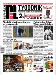 Magazyn Ilustrowany Miastoiludzie.Pl - tygodnik - prenumerata kwartalna już od 3,00 zł
