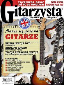 Gitarzysta – Wydanie Specjalne - kwartalnik - prenumerata roczna już od 29,00 zł