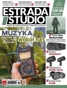 Estrada I Studio - miesięcznik - prenumerata roczna już od 11,00 zł