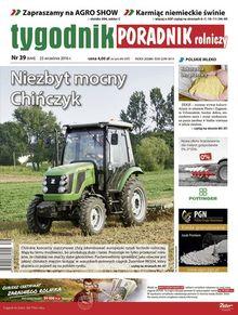 Tygodnik Rolniczy - tygodnik - prenumerata kwartalna już od 4,50 zł
