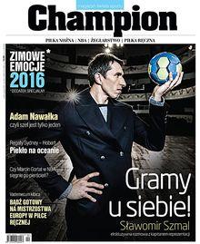 Champion - kwartalnik - prenumerata kwartalna już od 12,00 zł