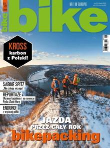 Bike Magazyn Mtb Nr 1 W Europie - miesięcznik - prenumerata kwartalna już od 14,99 zł