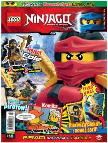Prenumerata Gazety Lego Ninjago Prenumerata Ruch Online