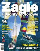 Żagle - miesięcznik - prenumerata roczna już od 5,02 zł