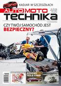 Auto Moto Technika - miesięcznik - prenumerata kwartalna już od 11,90 zł