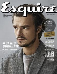 Esquire Polska - dwumiesięcznik - prenumerata półroczna już od 13,99 zł