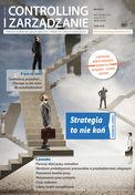 Controlling I Zarządzanie - dwumiesięcznik - prenumerata kwartalna już od 45,00 zł