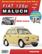 Fiat 126 P Maluch - tygodnik - prenumerata roczna już od 29,99 zł