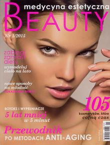 Beauty Medycyna Estetyczna - półrocznik - prenumerata roczna już od 19,99 zł